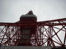バンズプラスのブログ-初 東京タワー